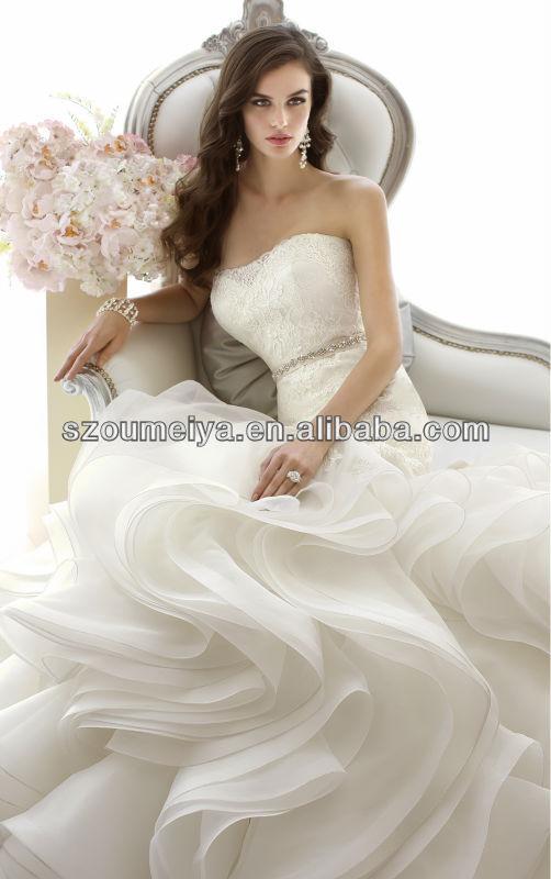 Свадебное платье OUMEIYA ONW293