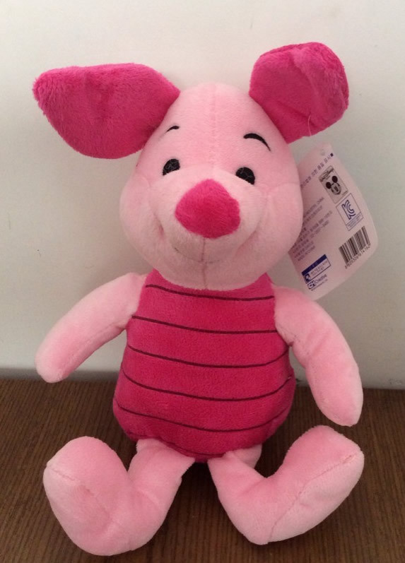 pink pooh with piglet - photo #30