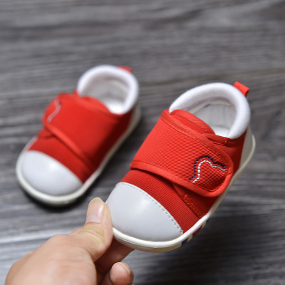 2017 Top Brand Baby Cotton EVA Shoes 9M-24M Hook& Loop Best Choice for Bebe Unisex All Seasons High Quality Non-slip(China (Mainland))