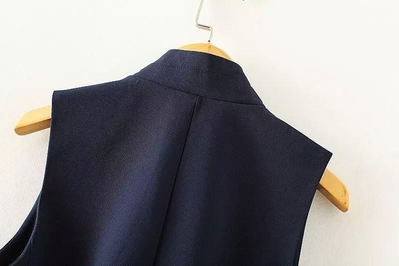 Женский жилет FashionLadies