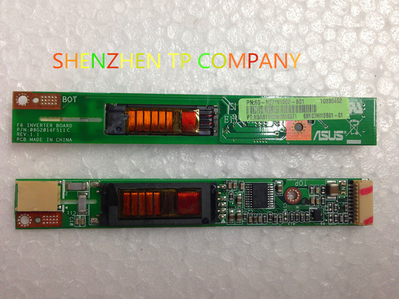 BRAND New LCD Inverter forFoRASUS Asus X50 X53 F2 F5 F9 F7 X51 Lcd Inverter(China (Mainland))