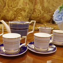 Fashion bone china coffee cup set quality ceramic afternoon tea set cup