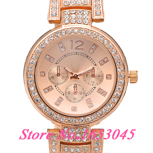 2015 Famous Brand Watches Women Luxury Fashion Casual Designer Wrist Watch Ladies Quartz-Watch Table Clock Reloj Mujer Montre(China (Mainland))