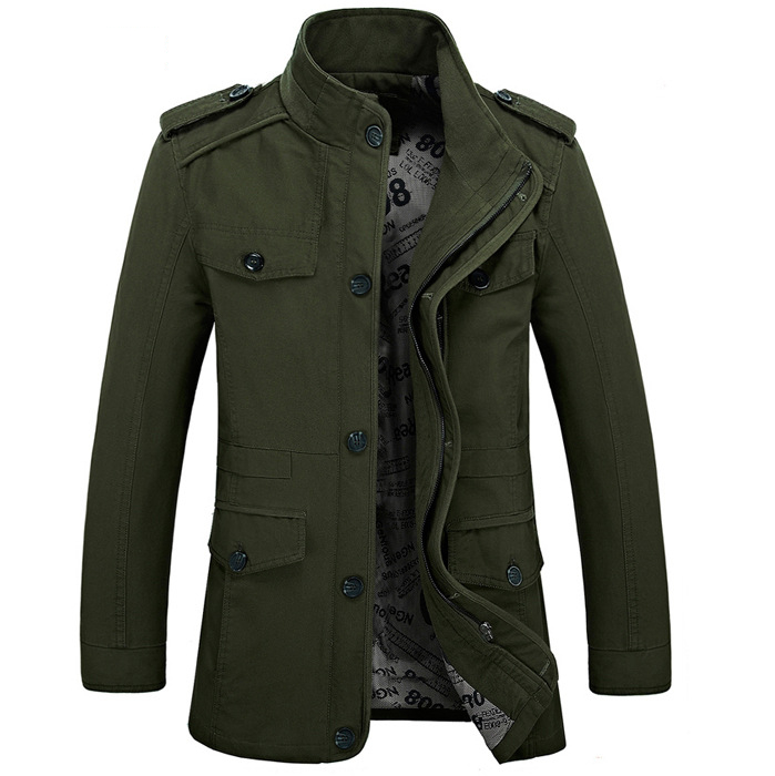 Popular Military Style Jackets For Men Buy Cheap Military