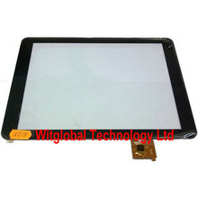 """Original touch screen Digitizer 9.7"""" teXet TM-9767 3G X-pad STYLE 10 Tablet Touch panel Glass Sensor Replacement FreeShipping(China (Mainland))"""