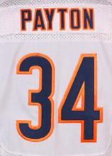 34 Walter Payton jersey 17 Alshon Jeffery 75 Kyle Long throwback jersey 6 Jay Cutler blue jersey 54 Brian Urlacher Robbie Gould(China (Mainland))