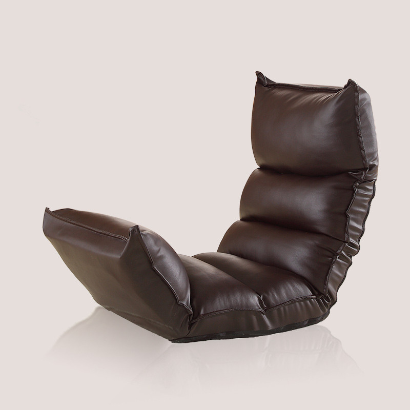 Modern Lounge Furniture Sofa Chair Indoor Living Room Upholstered Chaise Lounge 5 Colors Floor Folding Adjustable Sleep Lounger<br><br>Aliexpress