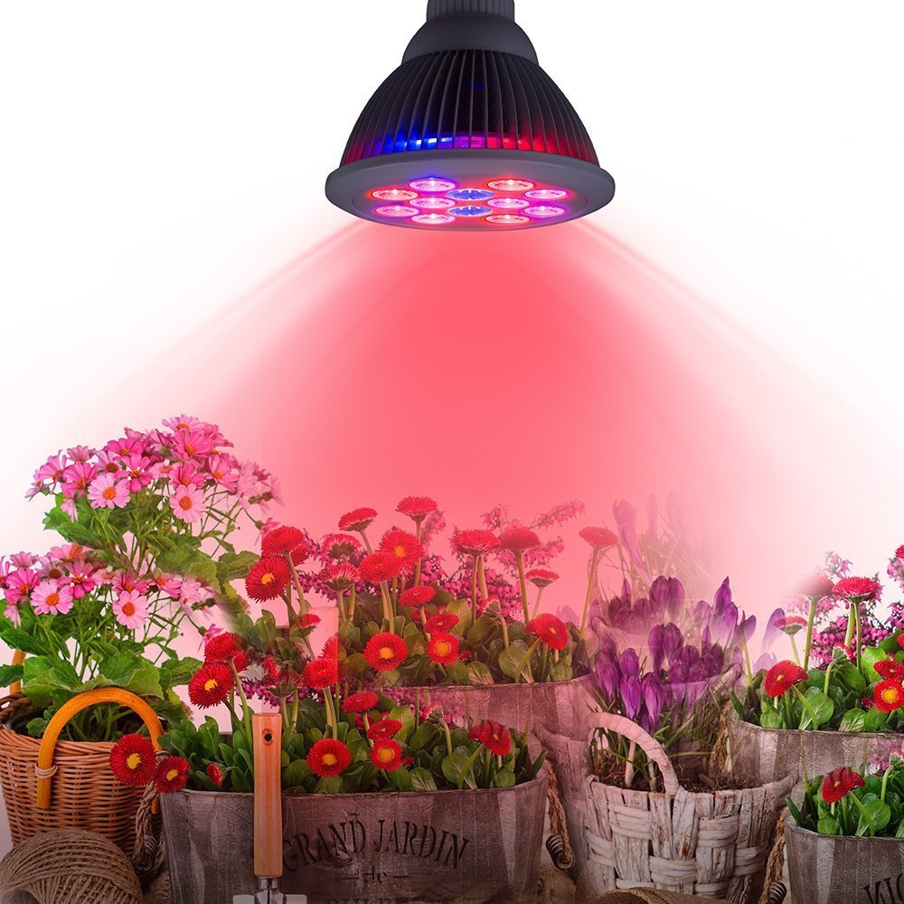 10W 106 LEDs Full Spectrum Grow Light AC85-265V E27 Indoor Plant Lamp For Plants Vegs Hydroponic System Grow/Bloom Flowering(China (Mainland))