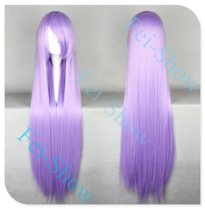 100CM/40inch Long Straight Synthetic Cosplay Hair Wigs with Heat Resistant High Temperature For Sexy Lady 20 Colours 280g(China (Mainland))