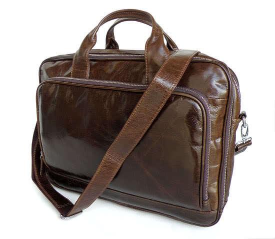 Free Shipping Fashion High Quality JMD Men Vintage Genuine Leather Portfolio Briefcase Business Bag Handbag Message Bag #6086<br><br>Aliexpress