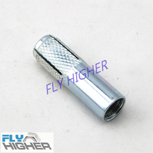 manufacturers specifications in forced house lizard inner expansion expansion bolt single sold house lizard M10 drop in anchor(China (Mainland))