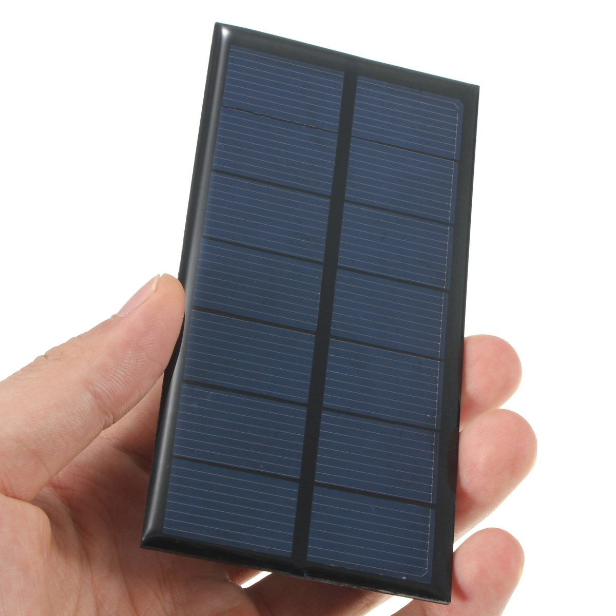 Hot Sale 3.5V 250mAh 0.8W Polycrystalline silicon Mini Solar Panel module Cell For Charger DC Battery DIY Kit 120x60mm(China (Mainland))