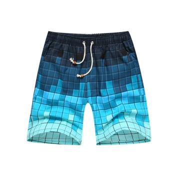 Пляжные Шорты Мужские Марка Шорты Горячая 2017 Продажа Boardshorts Мужчины Совета Краткое Quick Dry Бермуды Плюс Размер