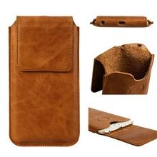 Jisoncase телефон чехол для iPhone 6 / 6 плюс сумка из натуральной кожи для iPhone 6 s / 6 s плюс рукава крышки мешка магнитным замком