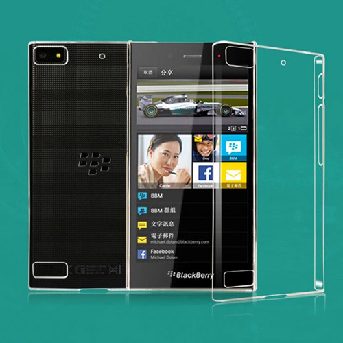 Transparent Hard Phone Case For Blackberry Q5 Q10 Z30 Z10 A10 Original Phone Cases For Blackberry Q5 Q10 Z30 Z10 A10 Cover(China (Mainland))