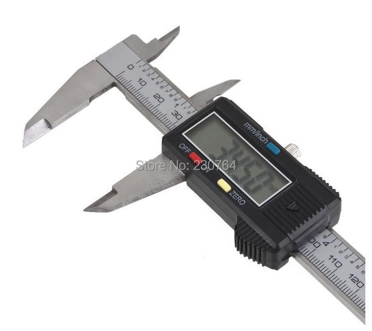 1pcs150MM Electric 6 Stainless Steel Digital Vernier Dial Caliper Gauge Micrometer YKS - LALA'S store