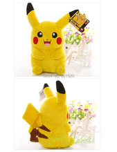 1 pc 30 cm Pokemon plush toy pikachu Oshawott Snivy Tepig stuffed collectibles doll toys(China (Mainland))