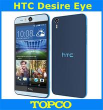 "HTC Desire Eye Original Unlocked Android Mobile Phone Quad-core 5.2"" 13MP 2GB RAM 3G&4G GSM WIFI GPS dropshipping(China (Mainland))"