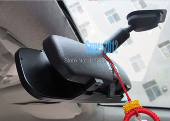 "NEW 4.3"" inch TFT Car LCD Rear View Rearview DVD Mirror Monitor for car CCD camera cam"