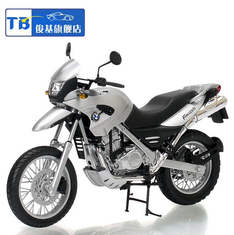 1:12 brand TB kids Mini Motorcycle F650GS Dirt Bike Die cast model motor bike Alloy metal models race toys for collection gift(China (Mainland))