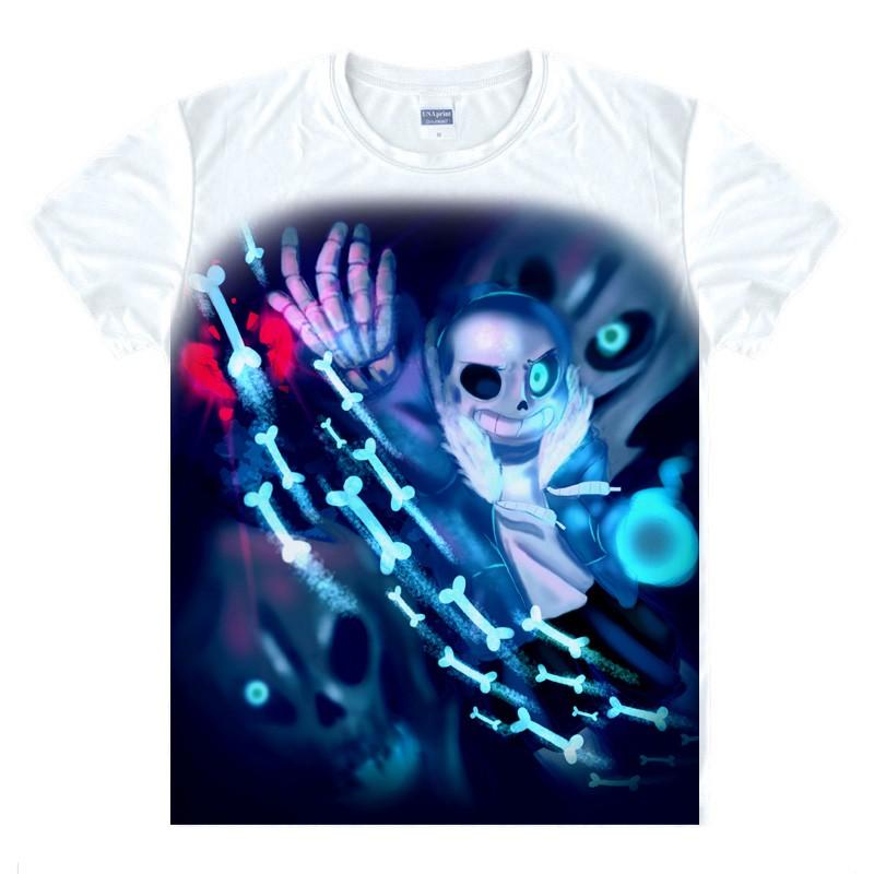 undertale T-shirt (4)