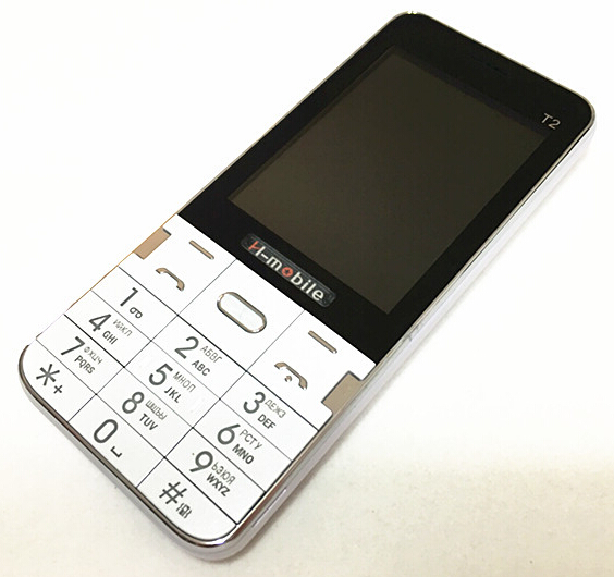 T2 dual SIM dual standby mobile phone 2.8 inch screen cell phone Russian keyboard phone(China (Mainland))