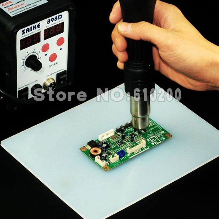 Heat-resistant Heat Gun BGA Soldering Station Repair insulation pad maintainance insulator pad desk mat maintenance platform(China (Mainland))