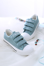 Nilanya The spring and autumn period and the leisure women shoes Pure color Low for canvas
