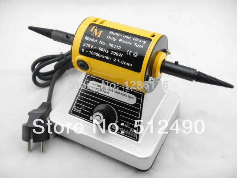Variable Speed Bench Grinder Jewelers Bench Grinder Bench Grinder Polisher