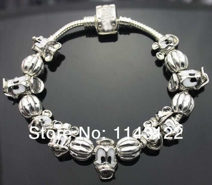 fashion jewelry Charm Chamilia bracelet 925 sterling ...