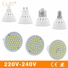 Buy LED Lamp E27 E14 GU10 MR16 220V Lampada LED Spotlight Bulb SMD 2835 Bombillas Spot Light Led Bulb Lamparas White/Warm White for $1.19 in AliExpress store