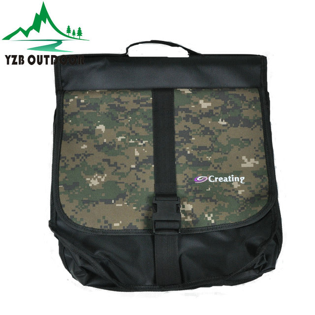 Free shipping Vintage Camouflage after camel bag bicycle last package ride last package rack bag