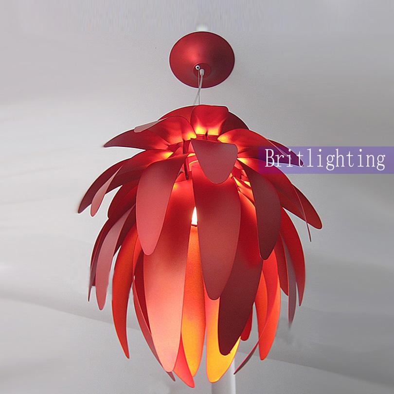 contemporay linear lamps Creative Pitaya , Dragon Fruit Suspension Pendant Lamp Modern Pendant Light<br><br>Aliexpress