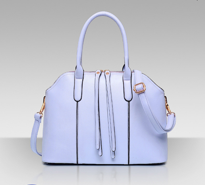 2015 Newest 4 Pieces Women Handbags Top Quality Soft Leather Tote
