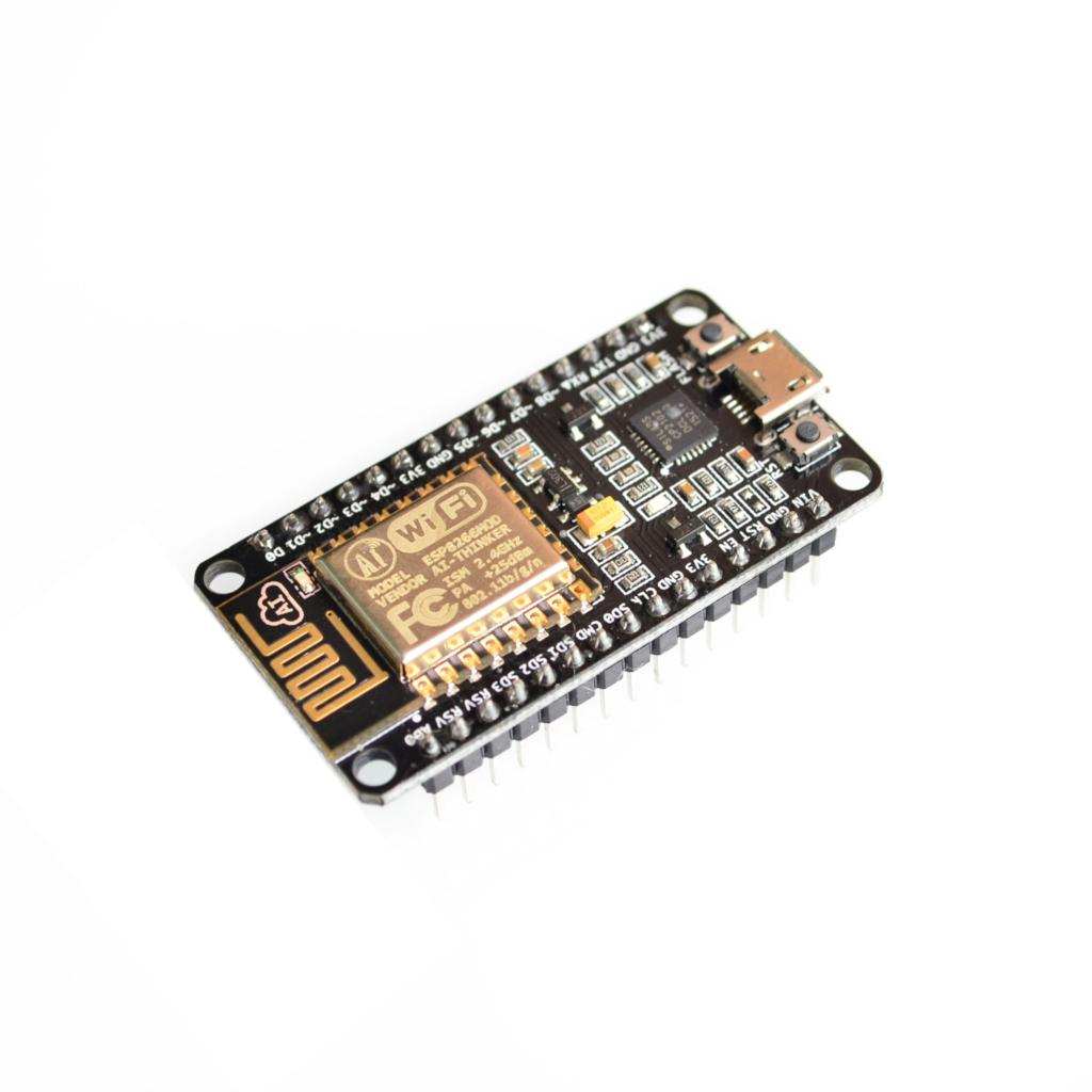 New Wireless module NodeMcu Lua WIFI Internet of Things development board based ESP8266 with pcb Antenna and usb port(China (Mainland))