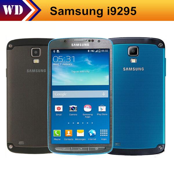 "Original mobile phone Samsung I9295 I537 Galaxy S4 Active Quadcore 16G ROM 2G RAM 5.0"" TouchScreen 4G Android phone(China (Mainland))"