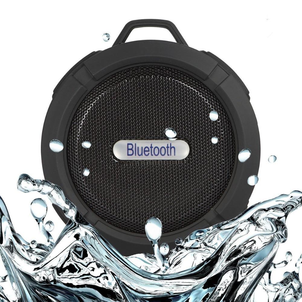 Portable Wireless Bluetooth Speaker Mini Waterproof Bluetooth Speaker with Subwoofer Support TF Card For Iphone Samsung HTC LG(China (Mainland))