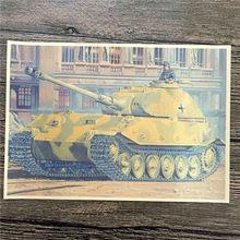 """محدودة RMK-030 ملصقات الحائط """"خزان الاتصالات"""" كرافت ورقة خمر المشارك ستريت صور لغرفة المعيشة ديكور المنزل 42x30 cm(China)"""