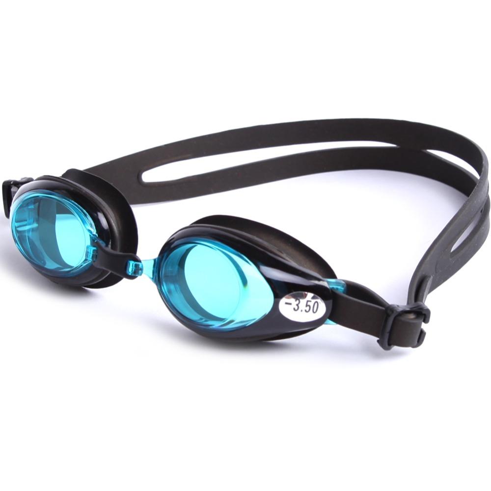 Whale brand Youth Myopia Anti-Fog Anti-UV Adjustable Swimming Goggles boys and girls Waterproof silicone glasses Eyewear(China (Mainland))
