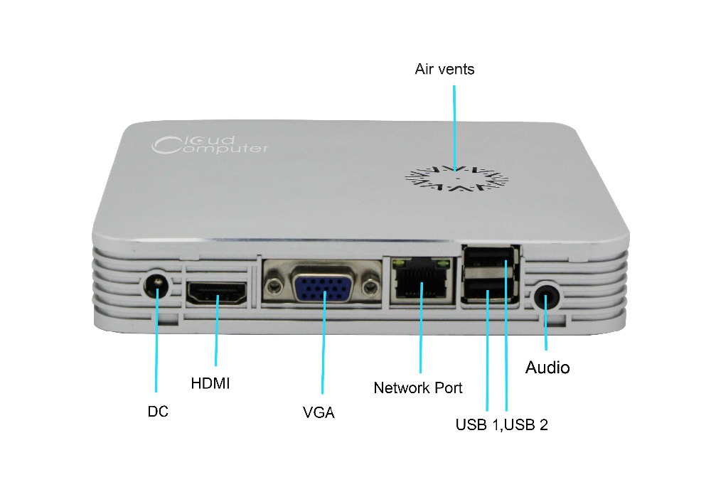 The Smallest Mini PC Desktop Computer With Celeron 1037U Dual Core 1.8Ghz 2GB RAM 16G SSD WIN7 HDMI WiFi Best Mini pc computer(Hong Kong)