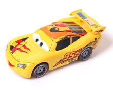 A01-0390 Funny Pixar Cars diecast figure toy Alloy Car Model for kids children toy- Country Edition Spain NO.95 1pcs
