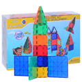 SuSenGo Magnetic Designer Toys 100pcs Building Tiles Blocks Brick Kits Kids Children Gift Game Construction Stacking
