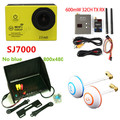 Boscam 5.8GHz 2000mw 5.8G 2W 8 Channel Wireless Audio Video Transmitter Sender