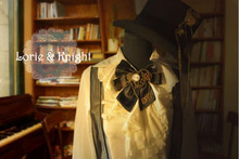 Steampunk Gear Vintage Bow Neck Tie