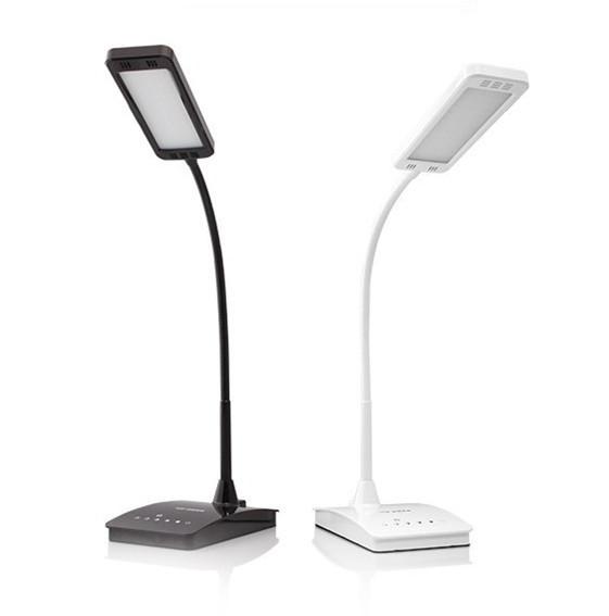 eye care led desk lamp 6 level dimmer touch sensetive led desk lamp. Black Bedroom Furniture Sets. Home Design Ideas