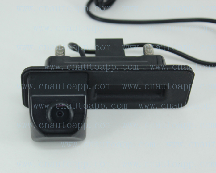 Skoda Camera Car Rear View Camera Auto Review Backup Reverse HD CCD Camera For SKODA Superb 2012-2013(China (Mainland))