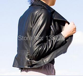 Женская одежда из кожи и замши OEM S M L XL женская одежда из меха cool fashion s xl tctim07040002