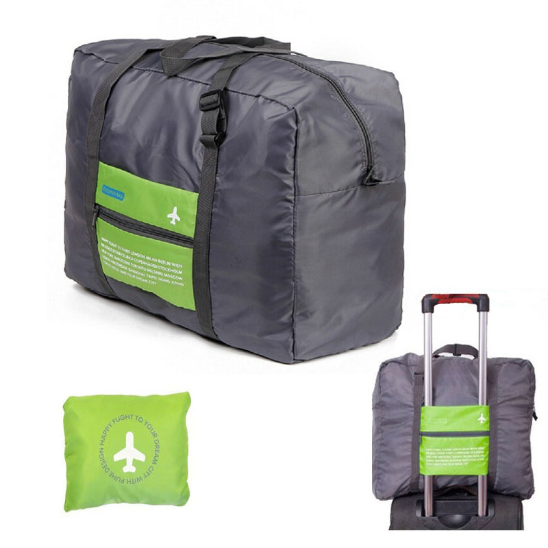32L Aircraft folding travel package Waterproof Large Capacity Folding Travel Pouch Lightweight Multifunction Organizer(China (Mainland))