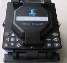KL-280H optical fiber fusion splicer FTTH indoor cable splicer domestic hot melt connection Welding machine
