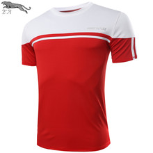 EA TOP Quality fashion Brand Casual T Shirt Quick Dry running Tops Tees Summer crossfit T-shirt Sport Men Fitness mma Clothing